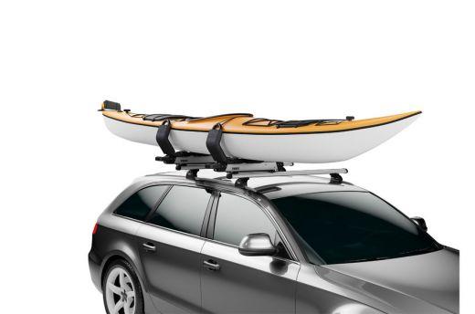 Kajakträger für PKW und Wohnmobile: für den sicheren Dachtransport Ihres Kajaks mit einem Dachträger