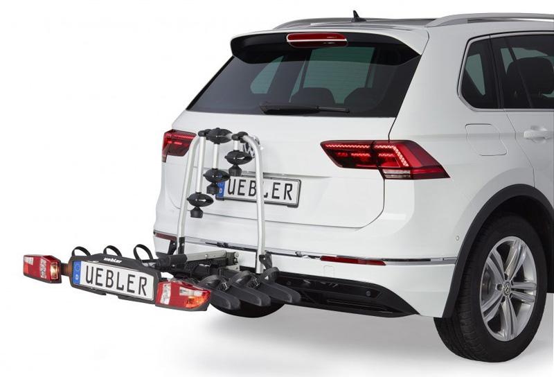 Anhängekupplungs-Fahrradträger: funktionelle und praktische Veloträger auch für schwere E-Bikes, Fatbikes und Mountainbikes