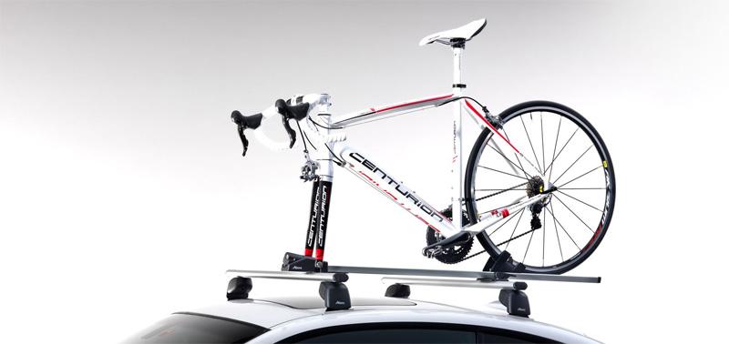 Fahrraddachträger: die sinnvolle Transportlösung für Biker mit KFZ ohne Heckklappe und Anhängerkupplung