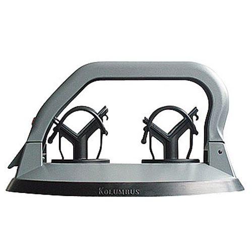 Magnet Ski-/Snowboardträger / Magnetskiträger – für bombensicheren Halt auch ohne Dachträger